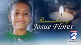 Processional begins for 11-year-old murder victim, Josue Flores