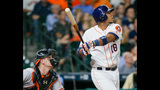 Valbuena's tiebreaking homer lifts Astros over Orioles 4-3