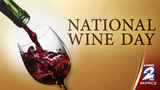 Clink! It's National Wine Day