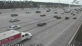 Accident cleared on Katy Freeway westbound at Bingle Road&#x3b; all lanes reopened