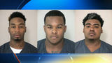 Trio arrested, charged with aggravated robbery, College Station police say