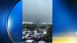 Tornado touches down in Bryan