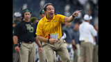 Baylor University to name Phil Bennett as interim head coach, reports say