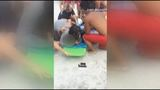 13-year-old boy recovering after shark bite on Florida beach