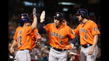 Springer sparks Astros to 8-5 win over Diamondbacks