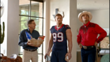Texans' Osweiler, Watt featured in new HEB ads