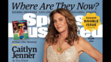 Caitlyn Jenner wears Gold Medal and nude jumpsuit for 'Sports Illustrated' cover