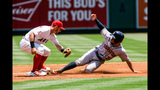 Altuve's 4 hits, 4 runs lead Astros over Angels 10-4