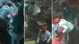 2 men wanted for restaurant robbery attempt