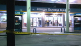Police look for gunman after man shot to death at north Houston gas station