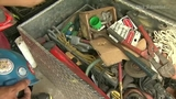 Stolen items returned to victims after crime spree arrests