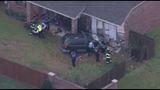 Van slams into Stafford home, injuring 1
