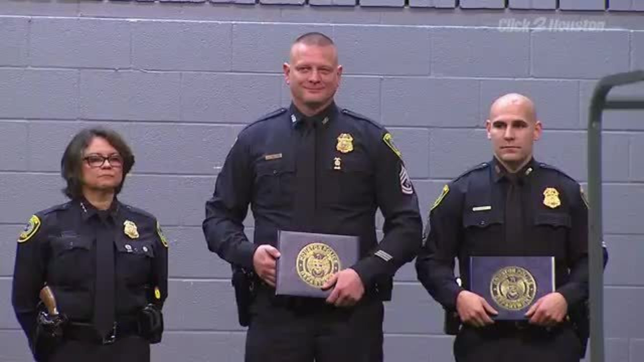 HPD dishes out awards for officers, citizens