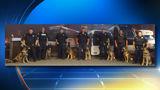 METRO Police Department K-9s receive body armor