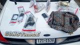 2 arrested, charged in 'drug house' raid near northwest Houston high school