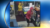 4 sought in armed robbery at Houston gas station