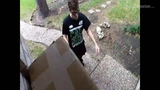 Cypress package thief caught on surveillance video