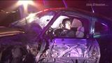 Wrong-way driver crashes head-on into vehicle in southwest Houston, police say