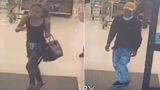 Man, woman accused of robbing Kroger caught on video