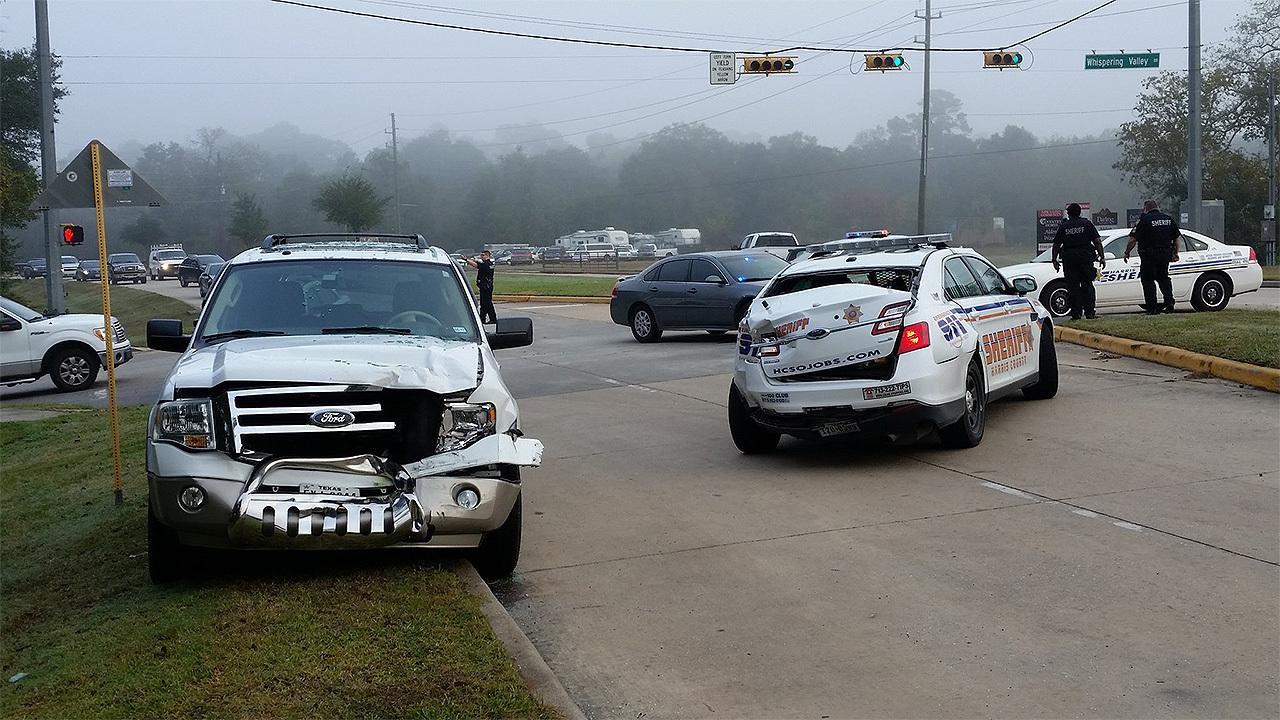 Cypress Car Accident