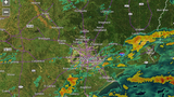 WEATHER ALERT: Storms popping up around Houston area