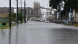Galveston Sees Record Rainfall