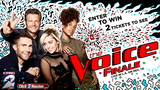 Win tickets to see 'The Voice' finale in Los Angeles