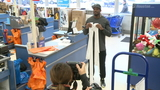 Andre Johnson treats kids to annual Christmas shopping spree