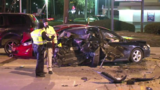 Police: Woman arrested after crash leaves 6 hospitalized, alcohol suspected