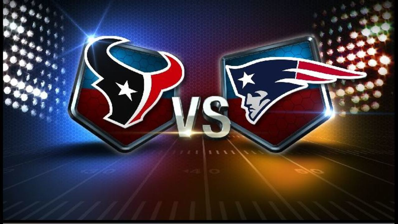 Fans prepare for Texans-Patriots game day