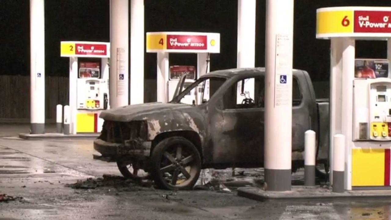 Alicia Car Crash New Mexico