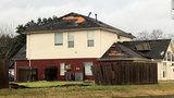EF-0 tornado damages homes in northwest Harris County