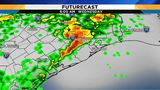 Downpours could make for dicey Wednesday commute
