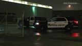 Burglar triggers alarm in NE Houston business