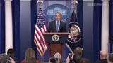 President Obama's last news conference as Commander-in-Chief