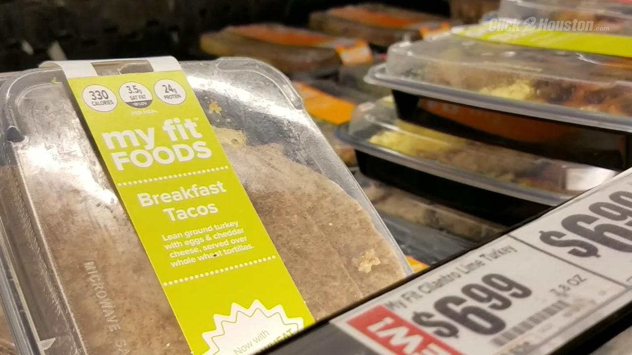 Eat Fit Foods Houston