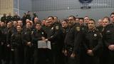 Acevedo honors officers presser