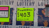 Powerball jackpot tops $400 million for 1st time in months