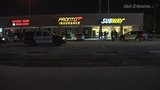 Subway clerk shot, killed during robbery