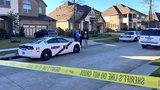 Parents dead in stabbing, shooting