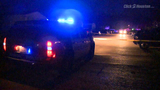 Woman shot in crossfire during argument