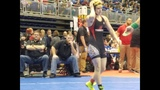 PHOTOS: Transgender wrestler competes at state championships in Cypress