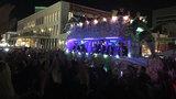 Galveston Mardi Gras celebration