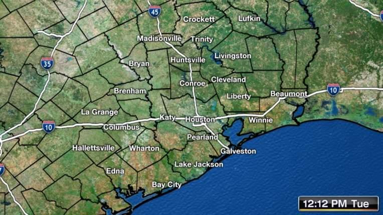 Weather Houston Forecast Radar Severe Alerts