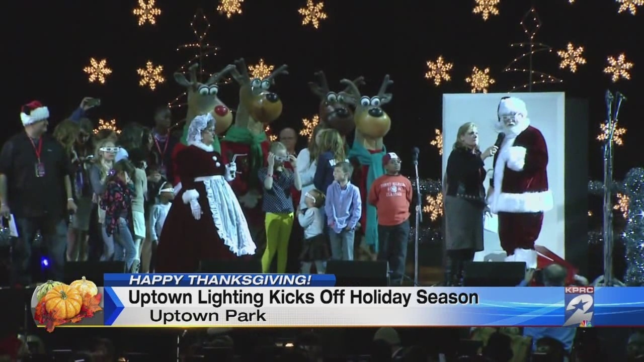 Uptown Houston Holiday Lighting Parking road closures event. & Uptown Houston Holiday Lighting: Parking road closures event... azcodes.com