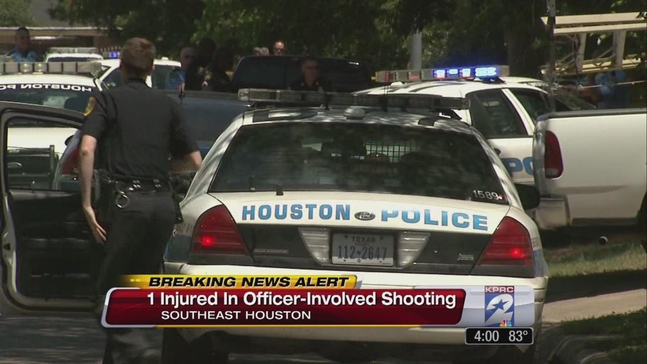 Hpd 1 Dead In Officer Involved Shooting In Se Houston