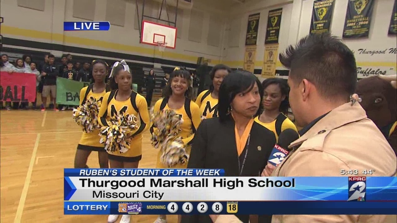 thurgood marshall high school case study