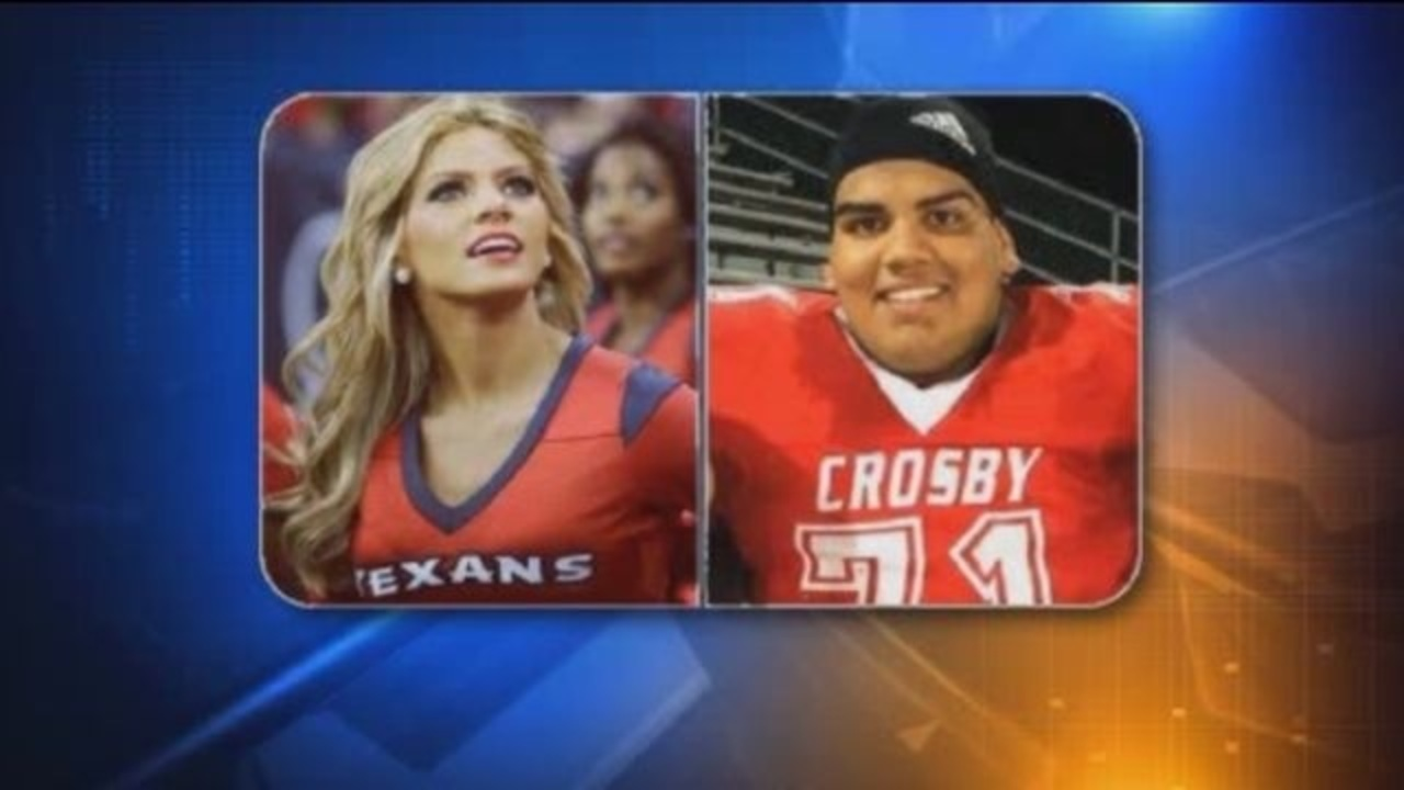 why do football players date cheerleaders