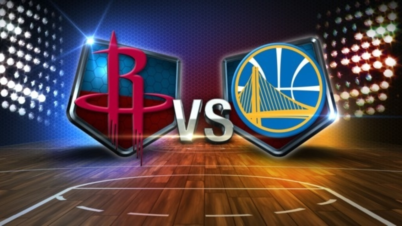 rockets vs warriors