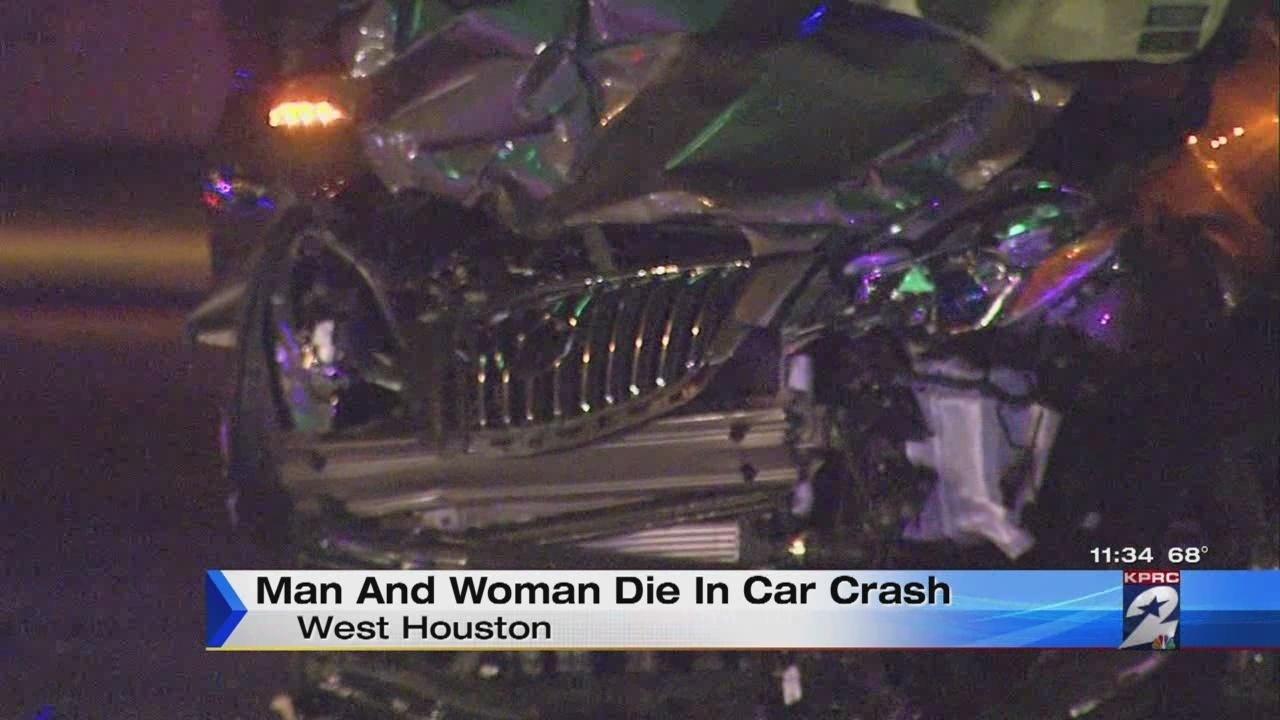 2 killed in crash in west Houston